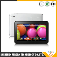 10.1 Inch Allwinner A33 Quad Core 1GB 16GB Tablet PC Price China Android 4.4 With Bluetooth