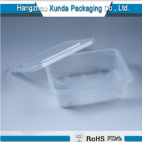 Good quality plastic tray with lid