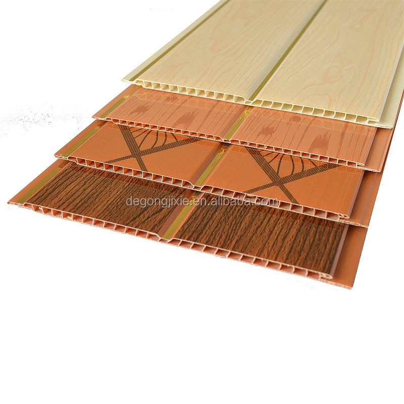 Interior Decoration Wall and Ceiling Panel PVC Materials