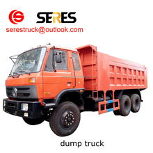 Dongfeng China Dumper 6x4 Sand Tipper Truck Dump Truck For Sale