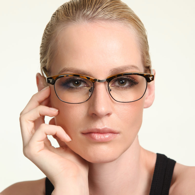 CE, ISO9001, FDA, EN12879 standard High quality of Optical Spectacle Frame