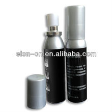 aluminum pump spray bottle anti-bacteria anti static natural eye glass cleaner no alcohol