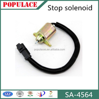 Fuel shutdown solenoid SA-4564 for woodward engine