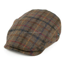 Sedex ,BSCI Audit fashion high quality newsboy gatsby hats for sale