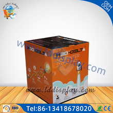 Manufacturer professional supply retail custom packing box
