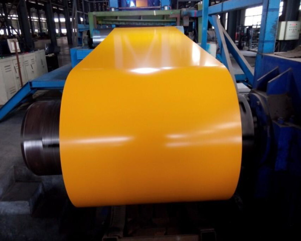 roofing prepainted gi sheet color coated steel coil for building material