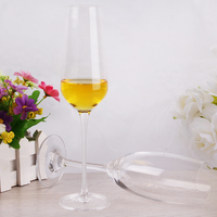 OEM vintage champagne coupe Supplier