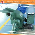 Good quality 7.5kw wood hammer mill crusher