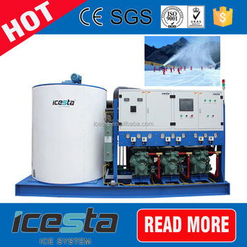 High quality artificial ice snow making machine for sale ...