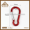 fashion high quality aluminum snap hook