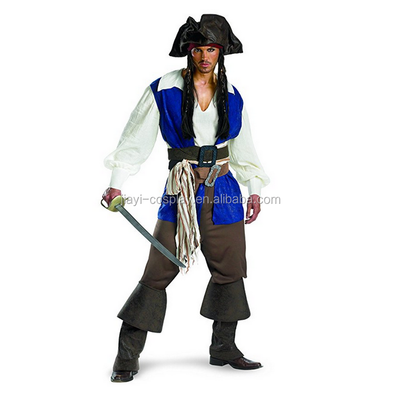 Halloween party wholesale pirate dance costumes