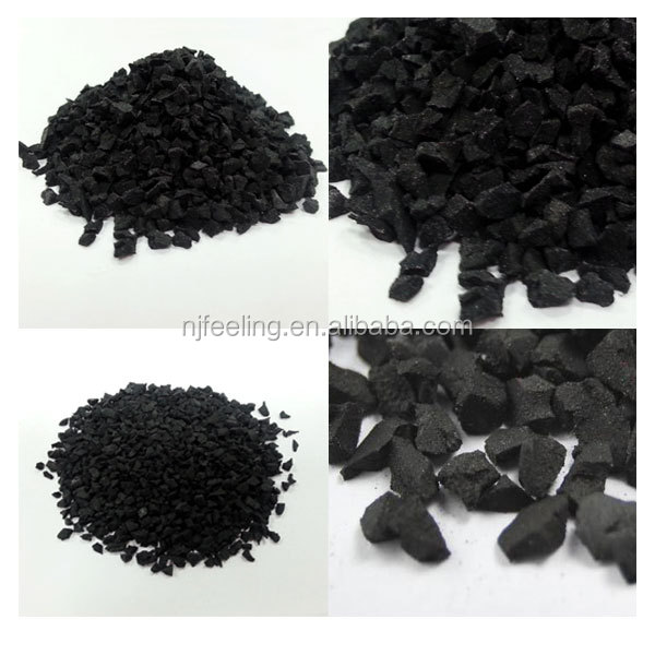 Black Tyre Granules ,Synthetic Rubber Manufacturers FN-E-16010306