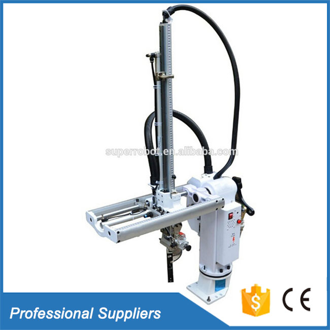 Single stage industrial mechanical cnc robot arm for sale