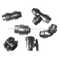 Saddles & Compression Fittings