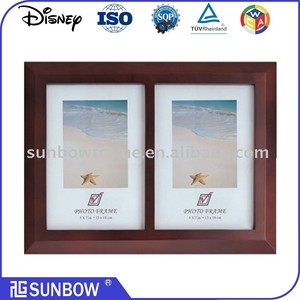 wood collage photo framechinese factory price plastic photo framecombination wall collage photo frame