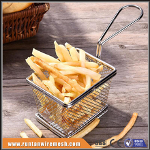 stainless steel french fries basket
