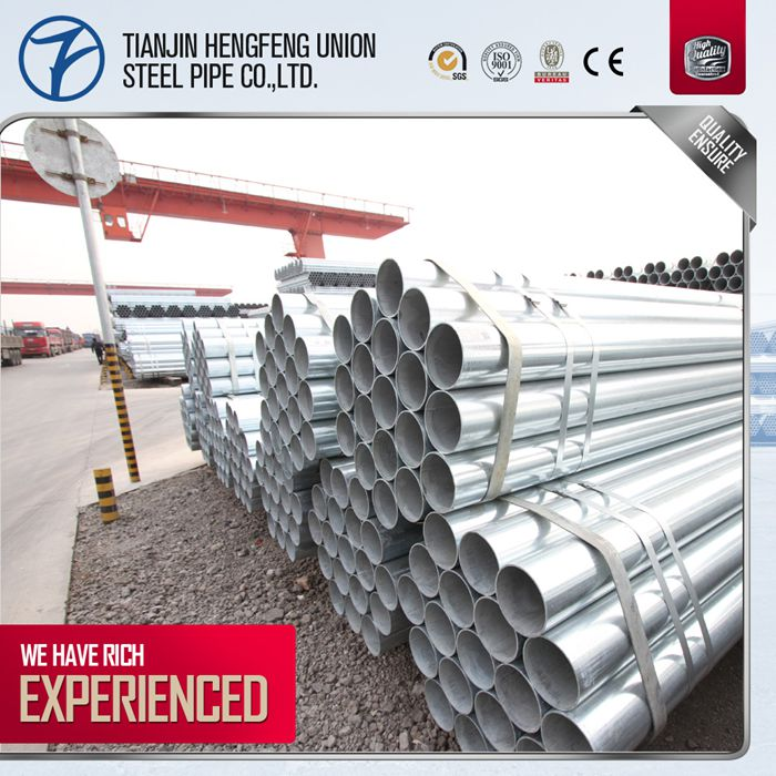alibaba website hot dip galvanized steel pipe electrical item list