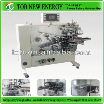 battery winding machine