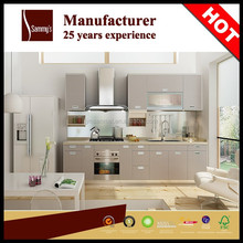 American kitchen design and PVC modular kitchen design with price
