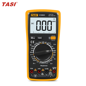 VC890D LCD display AC DC Digital Multimeter with CE