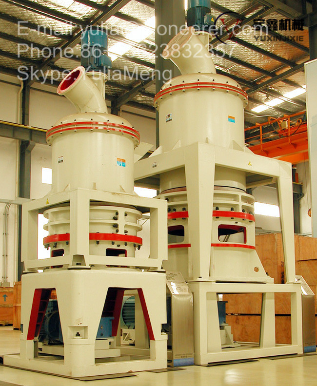 HGM series Three Ring Ultra-fine Powder Grinding Mill /Grinding Mill with low price
