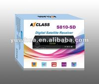 azclass s810 sd decodificador receptor satelite similar azbox evo xl