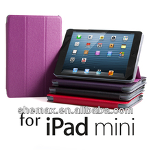 Made in china alibaba 7.9 inch Folio Magnetic Folding Smart Cover Case For Apple iPad Mini