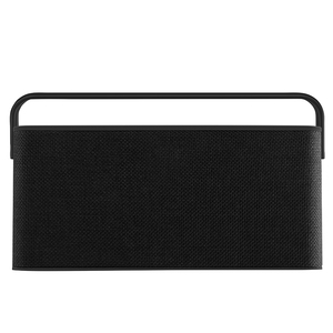 Newest Gift fabric bluetooth portable M216 sound bar speaker with classic design