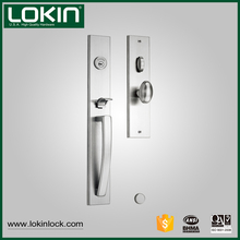 China supplier hot sale mortise security stainless steel door lock handle