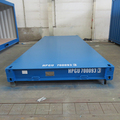 High quanlity 20ft falt container flat rack container