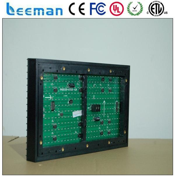Free shipping leeman <strong>P10</strong> LED module mini led desk message sign board led down light