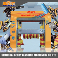 Automatic Water car Jet wash machine with High Pressure Water