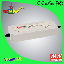 Waterproof IP65 meanwell inventronics led driver