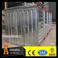 High quality galvanized portable storage warehouse
