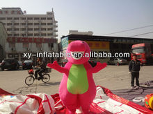 Funny inflatable dragon costumes