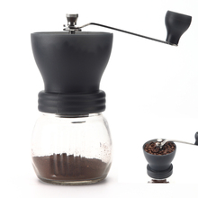 Amazon hot selling manual burr coffee grinder