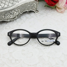 2017 new designer eyeglasses without nose pads