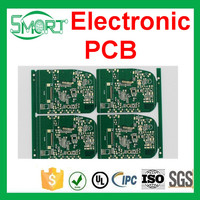 SmartBes ShenZhen PCB production and assembly contract supplier and induction cooker circuit board