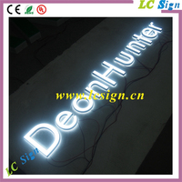 Custom acrylic signage,led acrylic sign letters