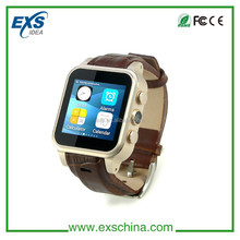 Mobile watch phone, 3g gps gps sos smart watch, 3g android 4.4 smart watch top OEM ODM Factory