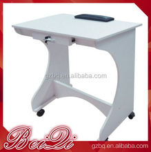 Wood Manicure Table Nail Bar Wholesale Mesas De Manicure Usadas Beauty Salon Equipment