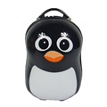 Penguin Shape Kids Luggage ABS PC Kids Travel School Luggage