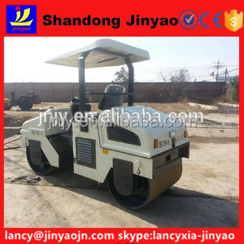 tire <strong>roller</strong> sale in reasonable price, JinYao self made 4 ton road <strong>roller</strong> for sale, vibratory road compactor in good condition