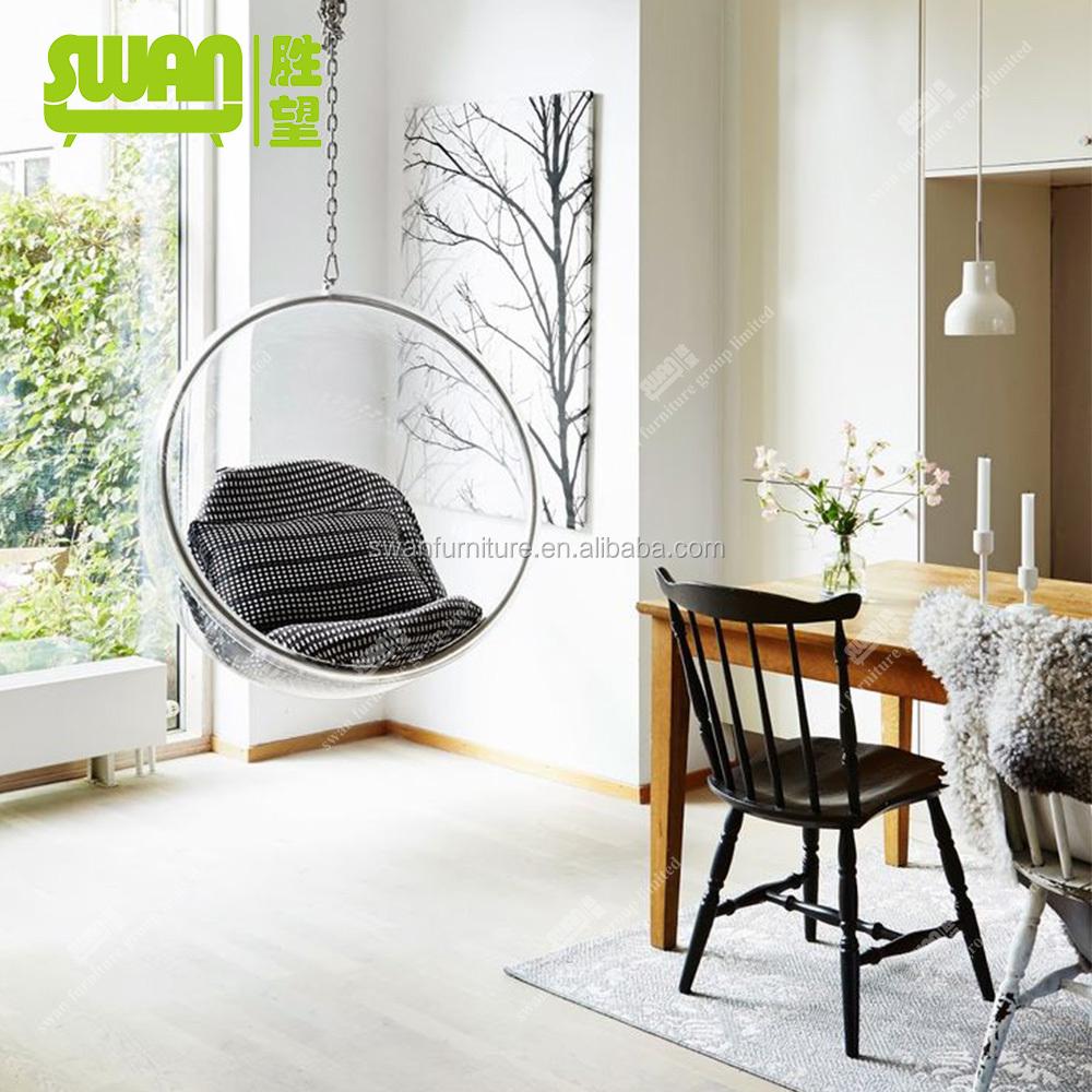 2229 silla de la burbuja acrilico silla barato sillas para for Sillas para la sala