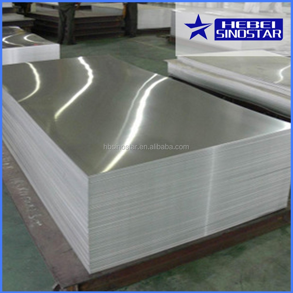 High Quality aluminium alloy 6061 t6 sheet plate made in China