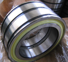 High Speed Cylindrical Roller Bearings Motor / Spindle Bearing SL185004