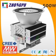 Latest UL ETL LED canopy industrial lighting high bay low bay light fixture 100w 150w 300w 400w 500w