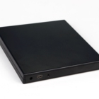 USB2.0 External RW Enclosure CD DVD Drive Adapter Case ECD012-SU for 12.7mm SATA To SATA Optical Drive Case