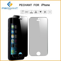 Anti-Spy For iPhone 5 5S 9H Tempered Full Screen Cover 3d Curved Privacy Glass Screen Protector