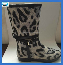 wholesale clear rubber rain boot cover